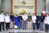 Dikunjungi asosiasi perusahaan pers, BPK Riau : Pergubri bisa jadi kriteria audit anggaran publikasi