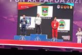 Binaragawan Sumbar Iwan Samuray hattrick medali emas di tiga PON