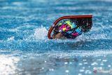 PON XX Papua - Jawa Timur borong empat emas di hari pertama selam kolam