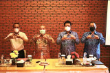 Asisten III Bidang Ekobang hadiri FGD penyusunan dokumen RISPAM Provinsi Lampung