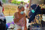Vaksinasi COVID-19 di Kabupaten Bekasi capai 62,8 persen