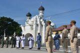 Keterlibatan TNI penting dalam upaya meningkatkan cakupan vaksinasi COVID 19 di Aceh