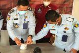 Petugas gagalkan penyelundupan sabu-sabu lewat tembok Lapas Semarang