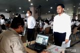 BKN dampingi disabilitas ikuti tes CPNS di Kantor Wali Kota Jakarta Selatan