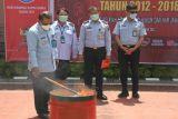 Kemenkumham Jateng musnahkan ratusan arsip fasilitatif