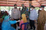 Lombok Tengah melampaui target 70 persen vaksinasi jelang Super Bike