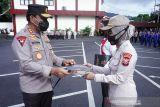 Tujuh anggota polisi di Malut dipecat dengan tidak hormat