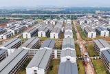 China bangun pusat karantina 5.000 kamar senilai Rp5,1 triliun