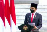 Presiden: Keberhasilan tangani COVID-19 tak terlepas peranan TNI