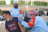 TNI-Polri fokus percepatan vaksinasi lansia di NTT