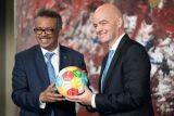 FIFA dan WHO tandai peringatan dua tahun MoU