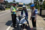 Polisi Pekanbaru catat 2.383 pelanggaran saat Operasi Patuh