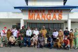 Menteri Trenggono kunjungi Pulau  Miangas