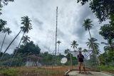 Menanti layanan internet 4G operator XL Axiata di 11 desa 3T Kepulauan Mentawai