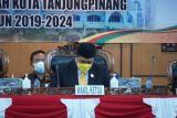 DPRD Tanjungpinang tolak rancangan APBD Perubahan 2021