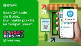 Masyarakat bisa akses PeduliLindungi di aplikasi Gojek dan Tokopedia, bagian dari GoTo