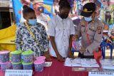 Polres Merauke ikut  pameran UMKM PON XX Papua
