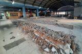 Ruang kreatif Pasar Bulu Semarang mulai  digarap