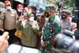 Mensos Risma instruksikan penyiapan stok sembako bagi penyintas bencana Luwu