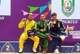 PON Papua - Saat lifter Indonesia di Olimpiade berebut medali PON XX