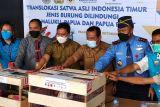 Polda ungkap kasus penyelundupan satwa  dilindungi senilai Rp1,3 miliar