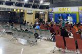 Jumlah penumpang Bandara Hasanuddin naik enam persen selama PPKM level 2