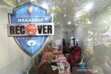 Vaksinasi COVID-19 di Makassar capai 64 persen