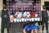 Polisi tangkap pencuri spesialis tanaman hias berkelas
