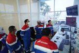 Komisaris Utama Pertamina kunjungi Depot LPG Pulau Layang