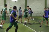 Pemain PSMS siap tempur menghadapi KS Tiga Naga