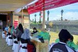 Pelaku wisata Dieng Wonosobo antusias ikuti vaksinasi COVID-19