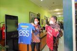 GIbran Rakabuming bertemu Wali Kota Yogyakarta