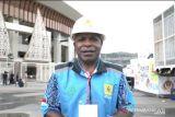 PON Papua-Salmon Kareth percaya listrik membawa perubahan di Papua