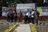 Bupati Sleman meresmikan pengolahan air limbah SPALD-T Dusun Kules