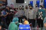 Layanan vaksinasi COVID-19 alumni Akabri jangkau 2.000 warga di Banjarmasin