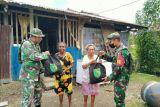 TNI salurkan bantuan sembako Pangdam XVII/Cenderawasih
