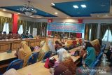 Pemerintah Kota Palu  minta PWRI dukung pelaksanaan vaksinasi pada warga lansia