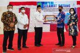 Pemkab Sukamara terima penghargaan Menteri Keuangan