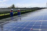 Pertamina Cilacap manfaatkan energi surya untuk  kebutuhan listrik