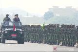 Presiden: Komcad perkokoh sistem pertahanan dan  keamanan rakyat