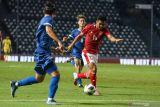 Kualifikasi Piala Asia U-23 - Indonesia gagalkan penalti dan imbangi Australia 0-0 di babak pertama