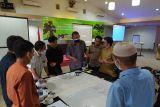 Rencana aksi konservasi gajah sumatera ditetapkan di Bentang Alam Seblat Bengkulu Utara