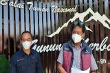 BTNGMb uji coba buka satu jalur wisata pendakian Merbabu