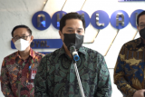 Raih nilai merit terbaik, Menteri Erick: Bukti transformasi BUMN berjalan baik