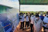 Meski tak masuk prioritas nasional jembatan Babin mulai dibangun  2022