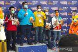 Pebiliar muda Jambi sumbang emas bola 8 di PON Papua