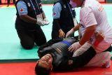 PON XX Papua - Dokter: Pesilat Hamry dirujuk ke rumah sakit untuk pastikan kondisi medisnya