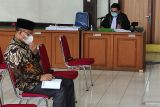 Bupati nonaktif Muaraenim Juarsah dituntut pidana penjara lima tahun