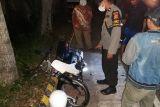 Motor tabrak Fuso di Jalan Raya Batukliang, satu korban patah tulang