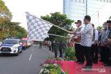 Kepala BNPB luncurkan mobil masker di Makassar Sulsel